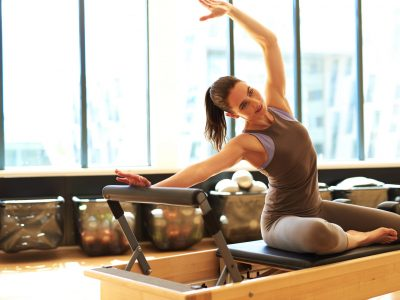 15 jaar ervaring Pilates