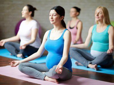 Voordelen van pilates tijdens je zwangerschap